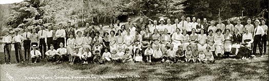 Spokane Hardware Company Picnic: July 1, 1923
